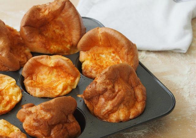Kuohkea Yorkshire pudding