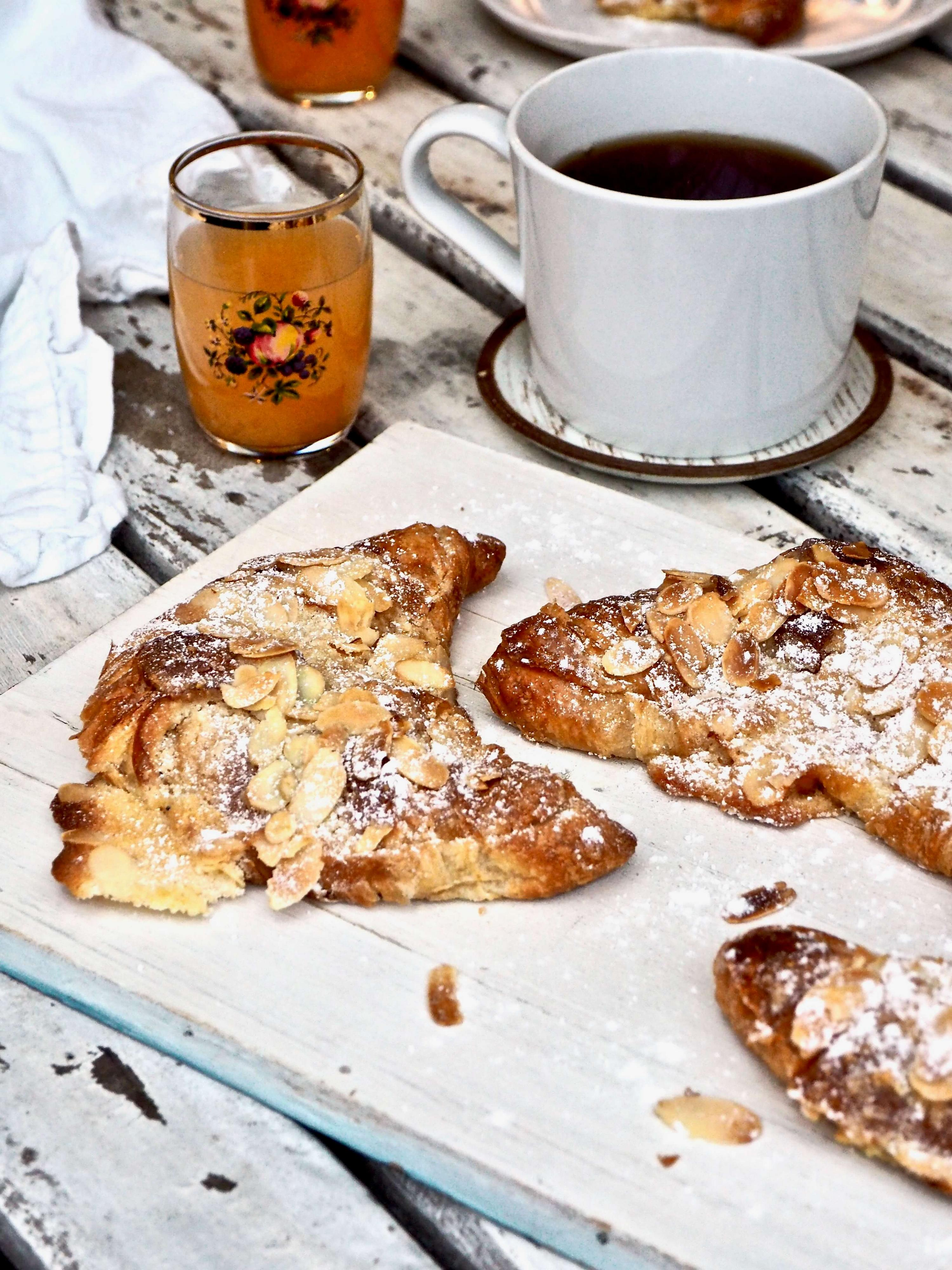 Croissant Ohje