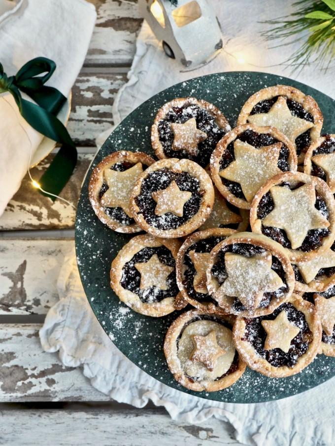 Mince pies - resepti