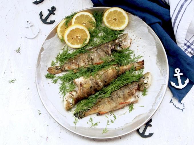 Kalaa Grillissä
