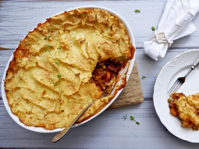 Cottage Pie resepti