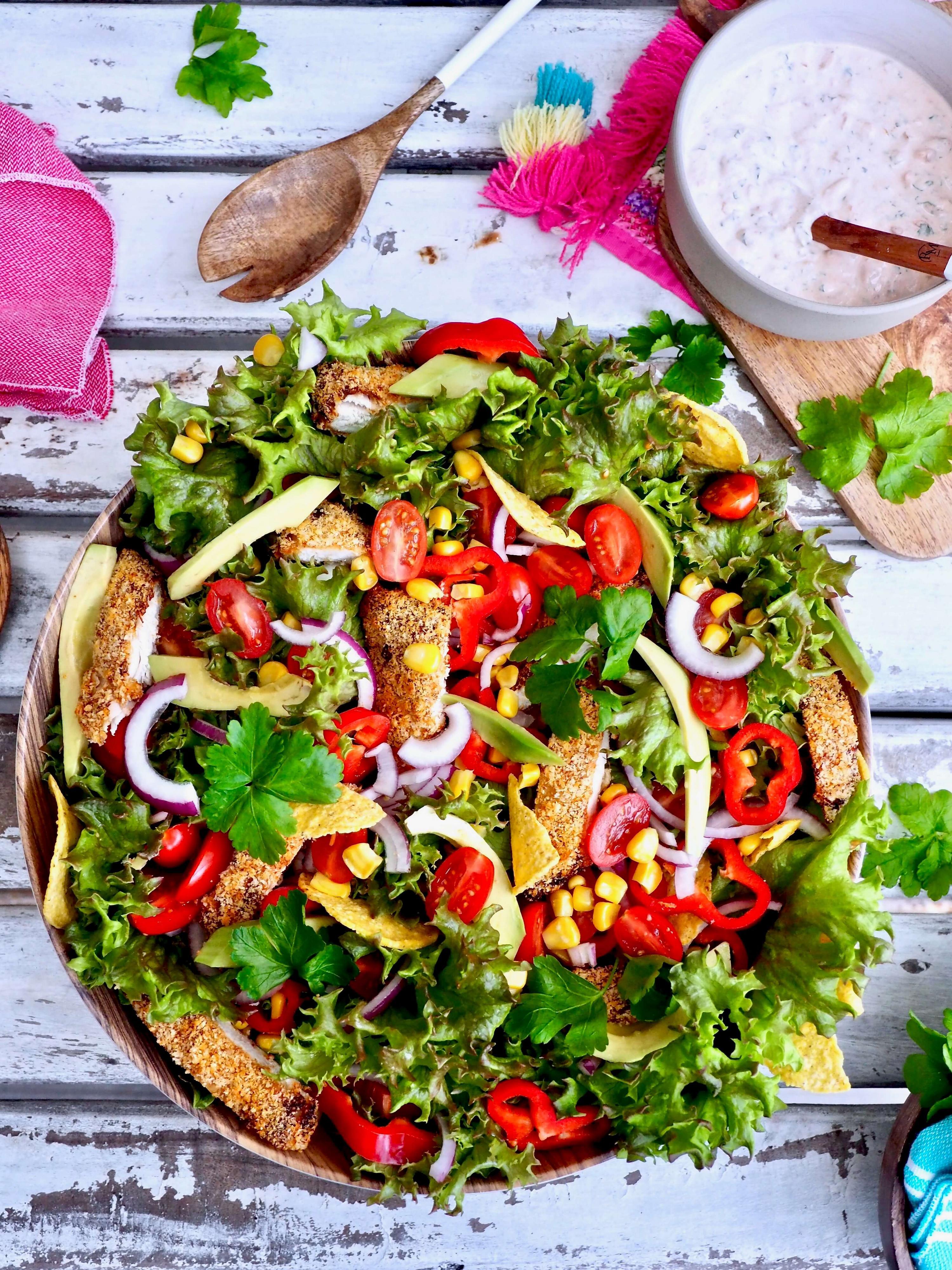 Punainen Salaatti