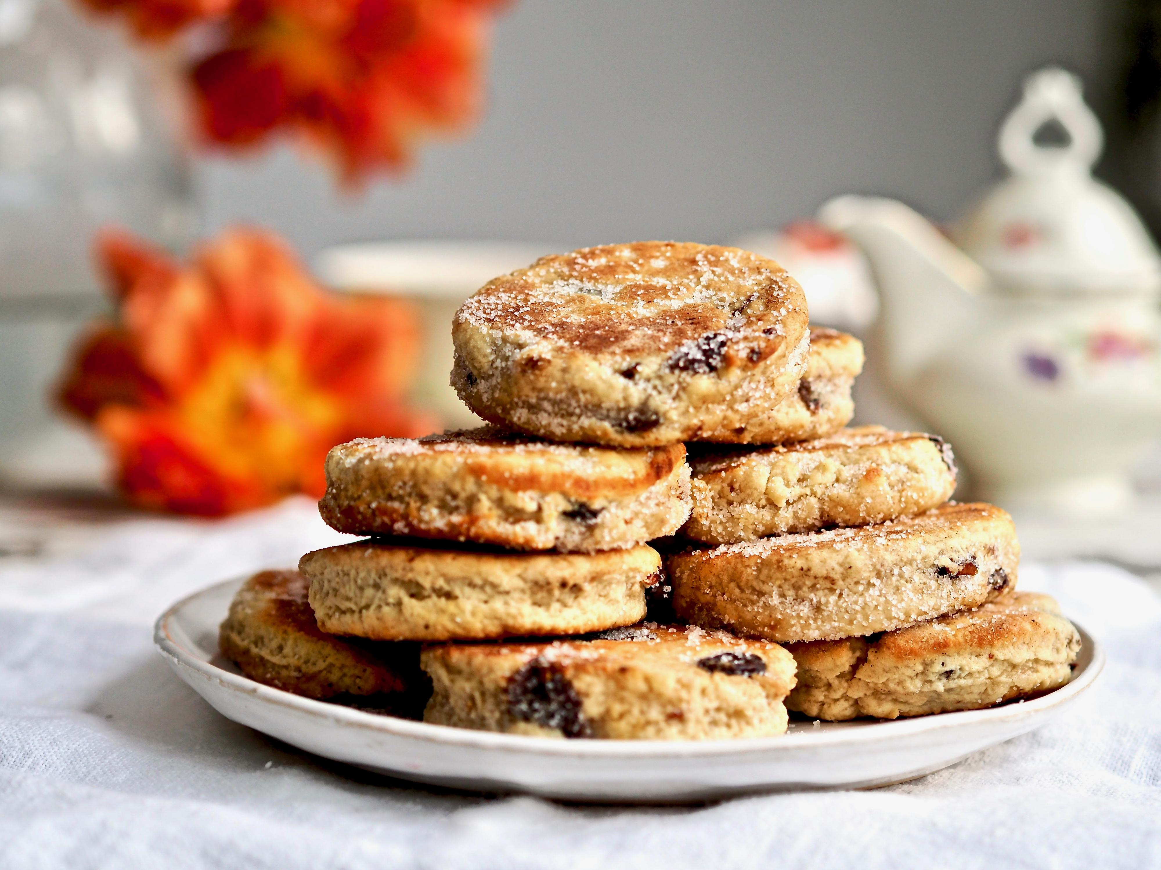 Welsh cake - resepti
